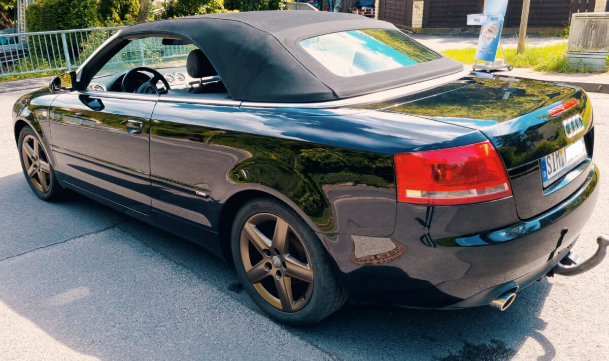 Audi A4 Cabrio