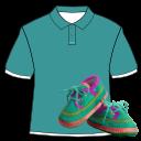 Kleidung + Schuhe