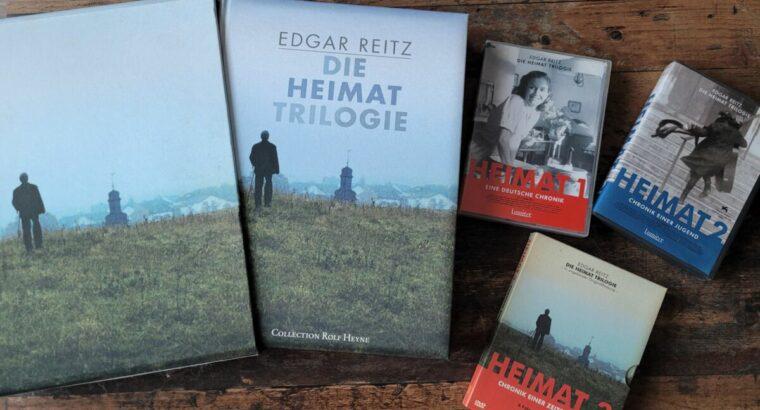 Heimat Filmbuch und Filme