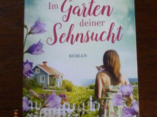 Buch ,Im Garten deiner Sehnsucht