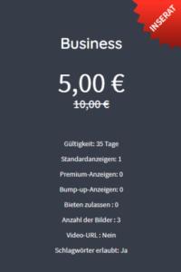 Paket Business
